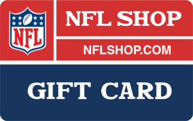 $10 NFL Shop Gift Card
