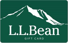$25 L.L.Bean Gift Card