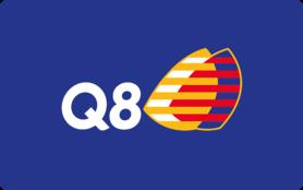 10 EUR Q8 Gift Card