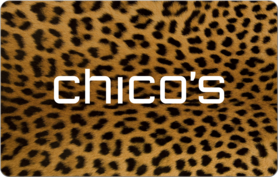 $10 Chico s Gift Card