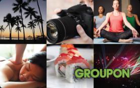 $10 Groupon Gift Card