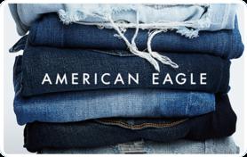$50 American Eagle Gift Card