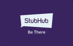 $25 StubHub Gift Card