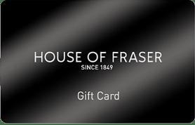 5 GBP House of Fraser Gift Card