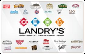 $20 Landry's Gift Card