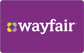 $25 Wayfair.com Gift Card