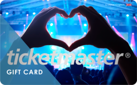 £5 GBP Ticketmaster UK Gift Card
