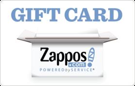 $25 Zappos.com Gift Card