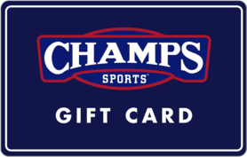 $25 Champs Sports Gift Card