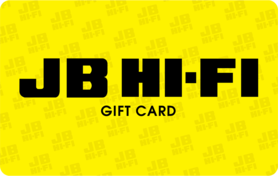 $15 AUD JB Hi-Fi Gift Card
