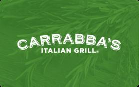 $5 Carrabba s Italian Grill Gift Card