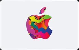 $25 iTunes® Canada Code