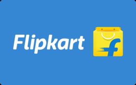 100 INR Flipkart Gift Card