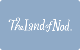 $25 The Land of Nod Gift Card