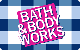 $5 Bath & Body Works Gift Card