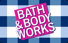 $5 Bath & Body Works Gift Card