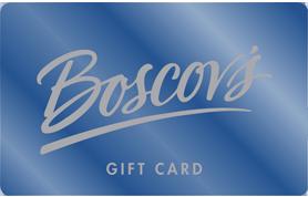 $5 Boscov's Gift Card