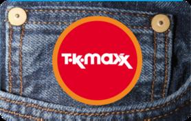 10 GBP TK Maxx Gift Card