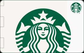 $25 Starbucks Card Gift