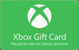 $15 Xbox Live Gift Card
