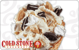 $10 Cold Stone Creamery® Gift Card