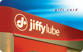 $10 Jiffy Lube Gift Card