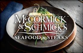 $20 McCormick & Schmick's Gift Card