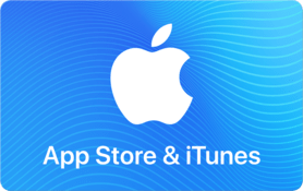 $15 iTunes® Canada Gift Card