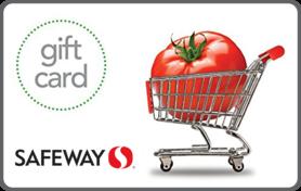 $5 Safeway Gift Card