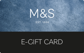 5 GBP Marks & Spencer Gift Card