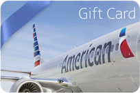 $100 American Airlines Gift Card - Emailed