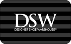 $25 DSW Gift Card - Shipped