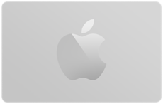$50 Apple Store Gift Card - Emailed