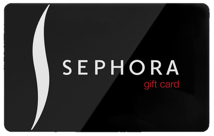 eastreads.ml's Sephora gift card is a digital gift card (also known as an eGift card) pre-loaded with a monetary value. This gift card is purchased on eastreads.ml and can be used to purchase Sephora merchandise online at eastreads.ml