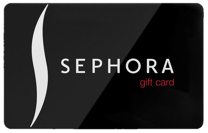 Free Sephora Gift Card | PrizeRebel