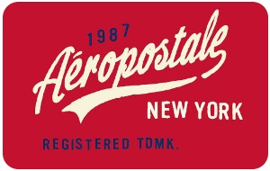 $50 Aeropostale Gift Card - Emailed