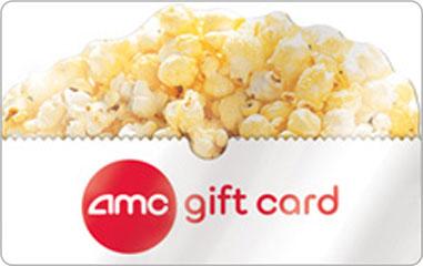 $25 AMC® Gift Card