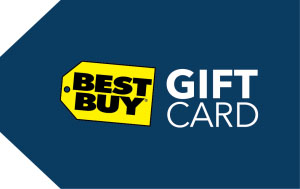 $5 Best Buy Gift Card