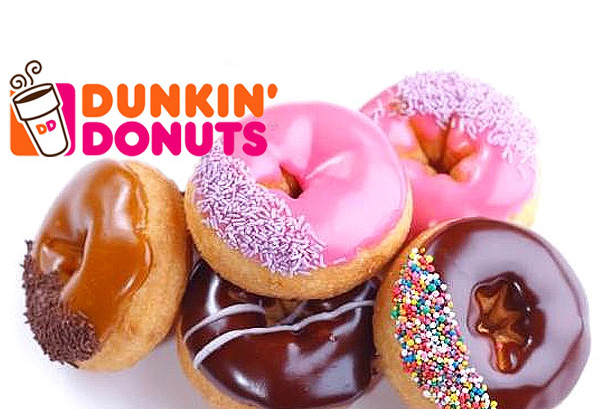 $10 Dunkin Donuts Gift Card - Emailed
