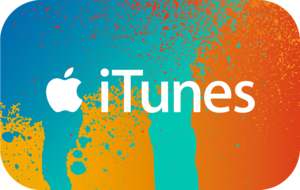 €10 iTunes Gift Card - Germany