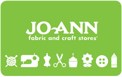 $25 Jo-Ann Gift Card - Shipped
