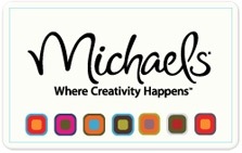 $10 Michaels Gift Card - Emailed