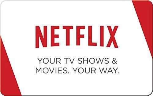 Netflix Gift Card - Emailed | PrizeRebel