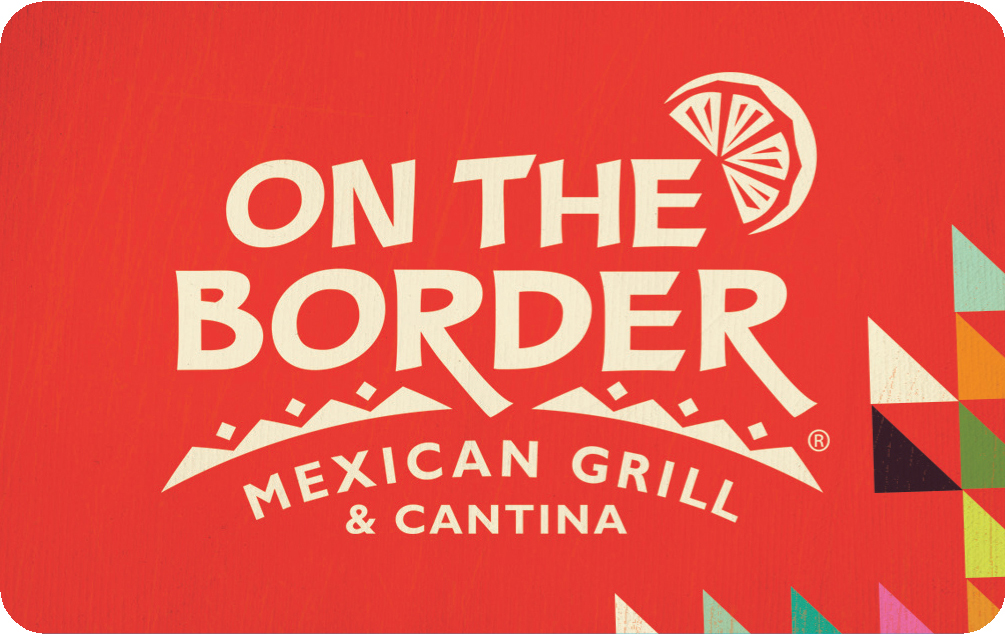 $10 On The Border Gift Card