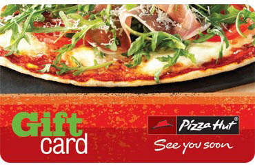 Free Pizza Hut Gift Card - Emailed | PrizeRebel