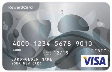 $5 Prepaid Visa Gift Card