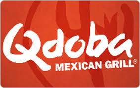 $25 Qdoba Gift Card - Emailed