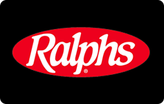 $10 Ralphs Gift Card - Shipped