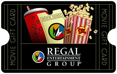 Free Regal Entertainment Gift Card | PrizeRebel