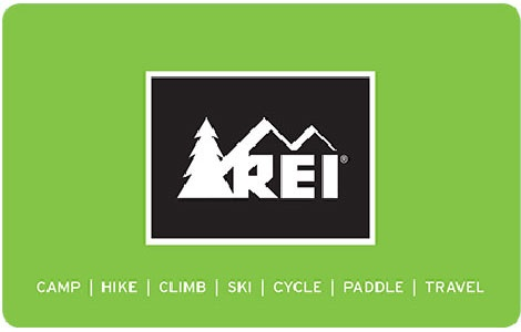 $25 REI Gift Card
